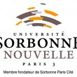 Université Sorbonne nouvelle logo